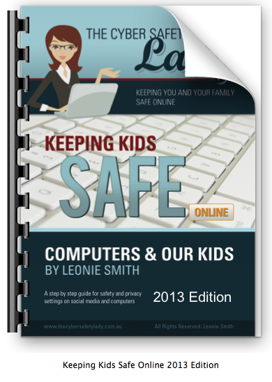 Keeping Kids Safe Online 2013 edition