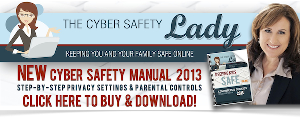 Ad for Cyber Safety Manual 600