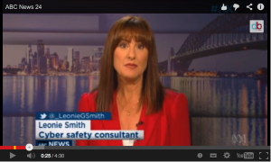 Leonie Smith on ABC24