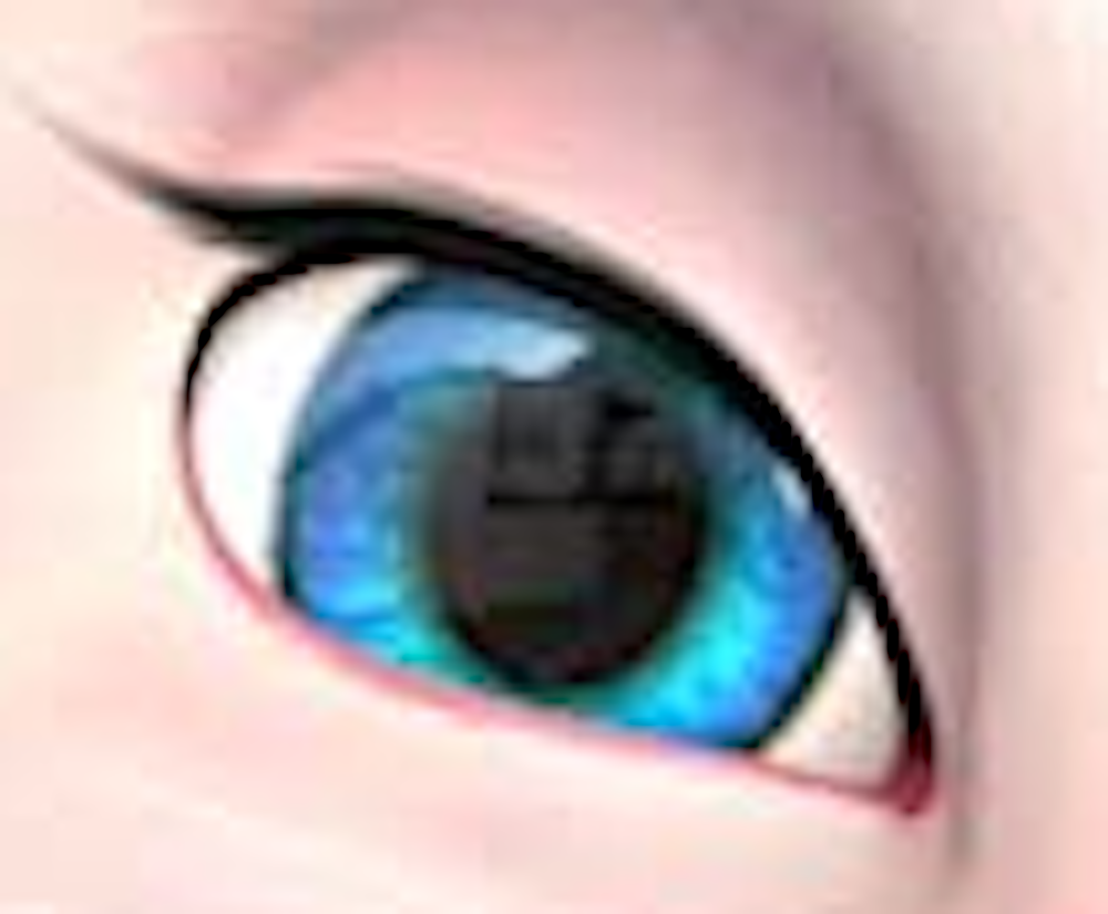 Talking Angela's Eye