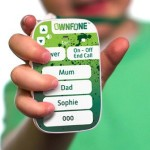 The Ownfone a simple phone for kids