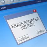 Deleting Browser History