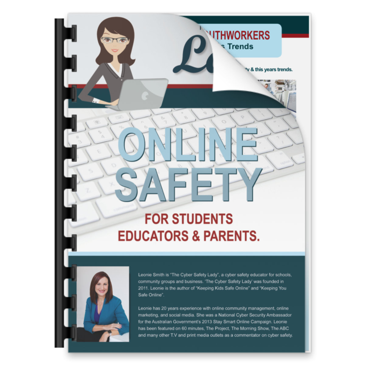 Cyber Safety Classes/Presentations For Schools Brochure