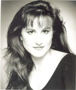 Leonie Acting Head Shot 1990