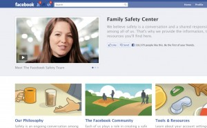 Facebook Safety Centre