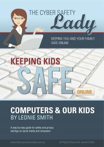 Keeping Kids Safe Online Cover