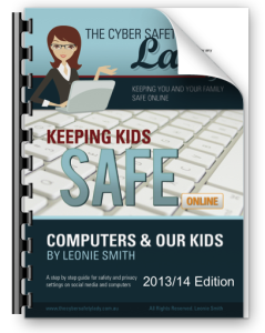 """Keeping Kids Safe Online"" 2013/14 Edition Author Leonie Smith"