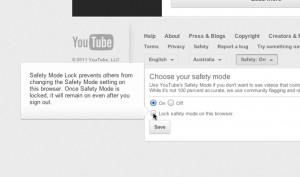 YouTube Safety Setting5