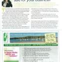 Leonie Smith Featured In Peninsular Living Magazine
