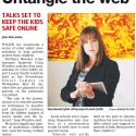 Untangle The Web – Manly Daily May 2013
