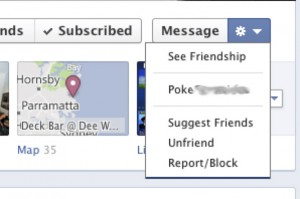 Report and Block a Profile on Facebook