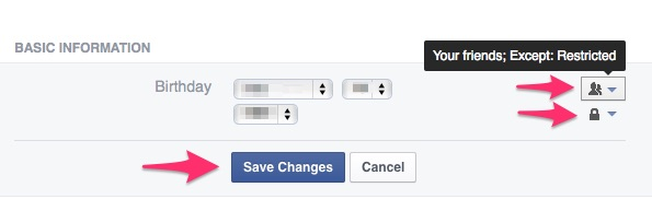 How to hide your birthdate on Facebook