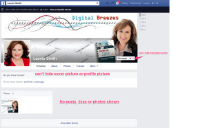 How To Have A Private Profile On Facebook