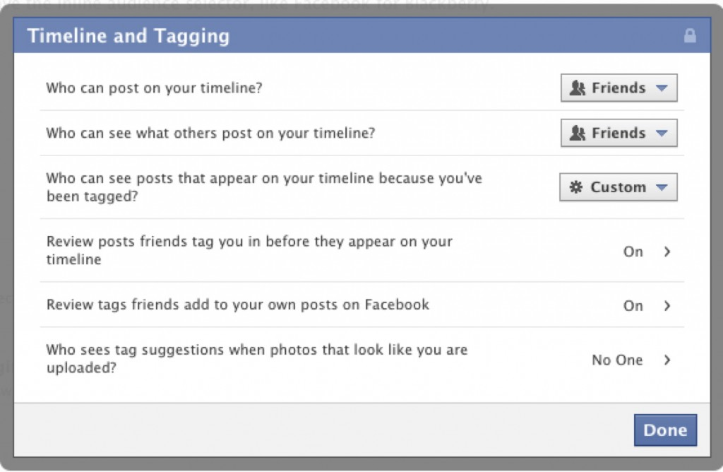 How To Disable Tagging on Facebook | The Cyber Safety Lady