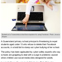 Should Kids Under 13 Years Old Be Expelled From School For Having A Facebook Account?