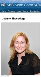 Joanne Shoebridge