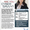 Are You Cyber Savvy
