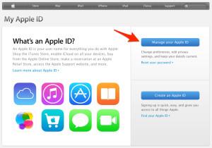 Set up 2 Step Verification on Apple I.D