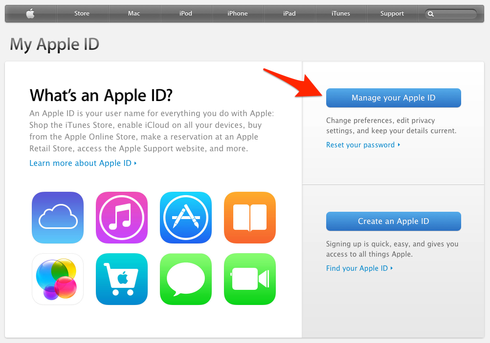 Set up 2 Step Verification on Apple I.D