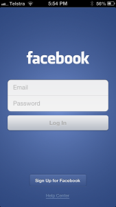 Privacy Settings For Facebook's Mobile App