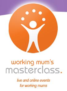 Working Mums Masterclass logo