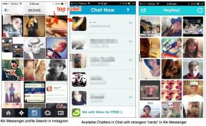 """Kik Messenger """"Cards"""" or Apps"""
