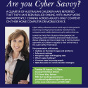 Are You Cyber Savvy? Presentation For Parents