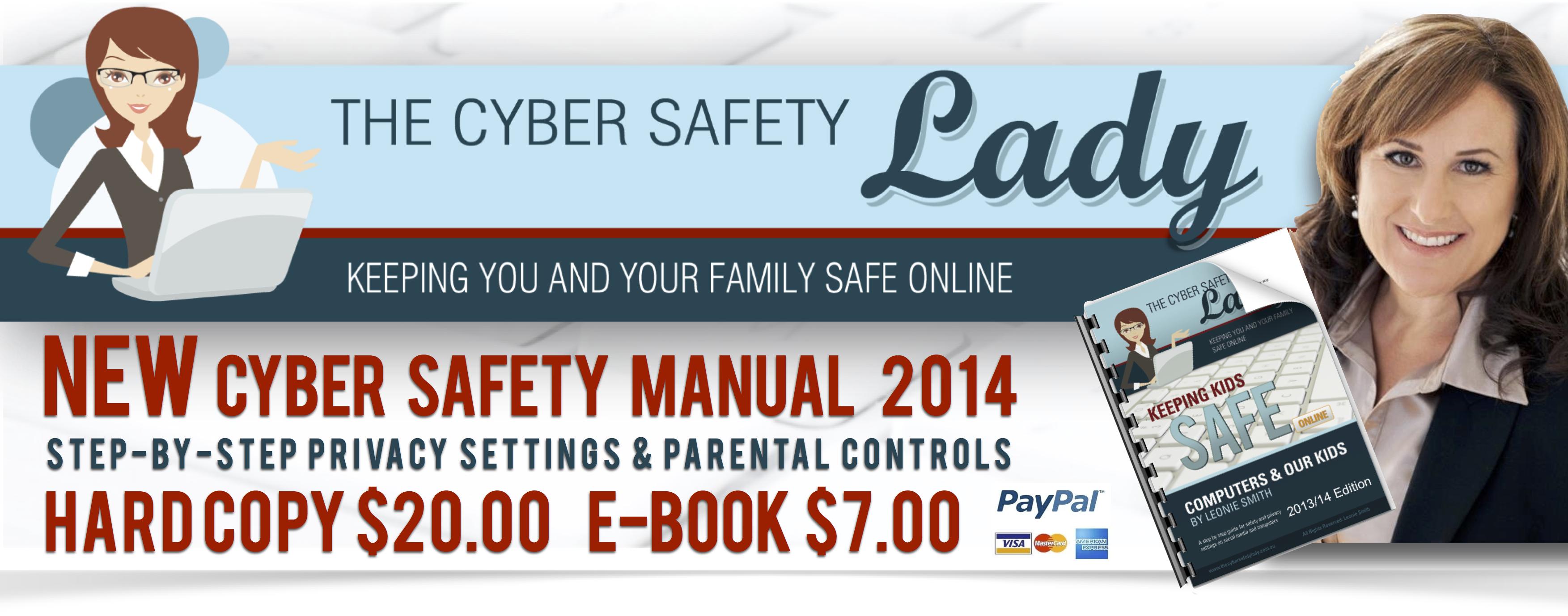 Keeping Kids Safe Online Cyber Safety Book