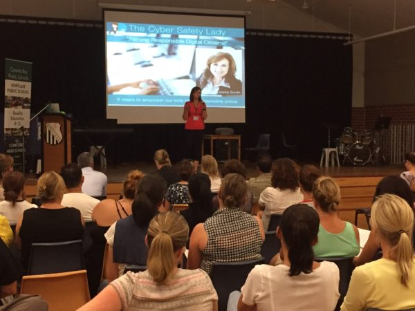 Parent Cyber Safety Talk