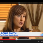 Leonie Smith On Channel 7