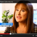 "Leonie Smith Interviewed On ""The Project"" For Cyber Security Awareness Week."