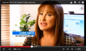 Leonie Smith On The Project