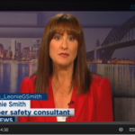 Leonie Smith on ABC24
