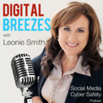Digital Breezes Podcast hosted by Leonie Smith