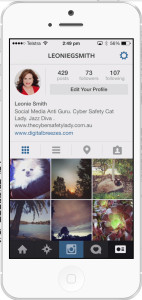 How to set the privacy settings on Instagram
