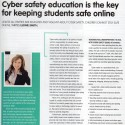 Cyber Safety Education Is The Key For Keeping Students Safe Online