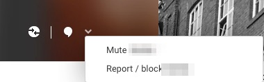 How To Block A User On Google+