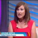 Leonie Smith On The Morning Show