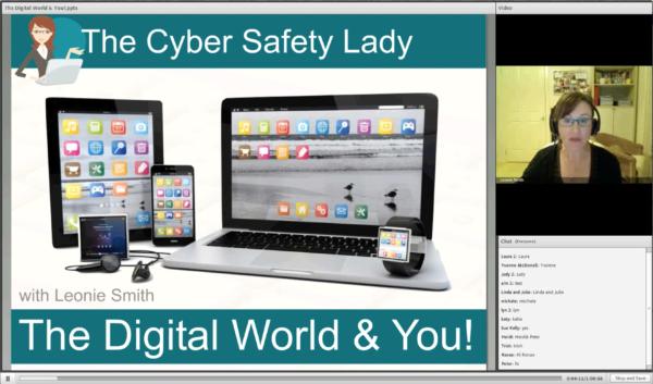Cyber Safety Webinar
