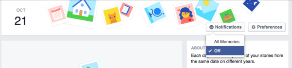 "Switch Facebook's ""On This Day"" Off"