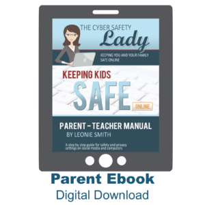 Parent Ebook Icon