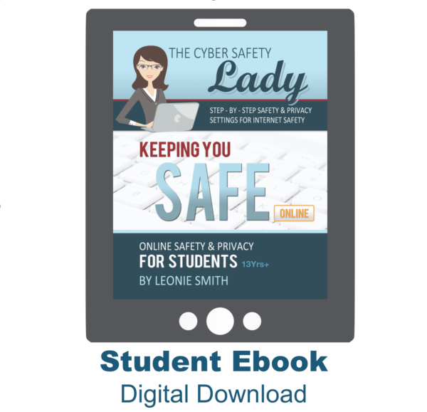 Student Ebook Icon