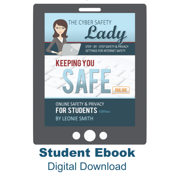 Student Ebook Icon