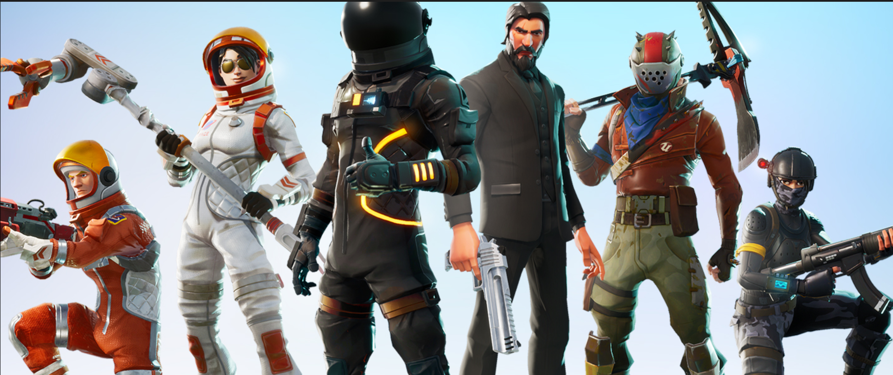 Fortnite Battle Royal The Online Game Taking The Gaming