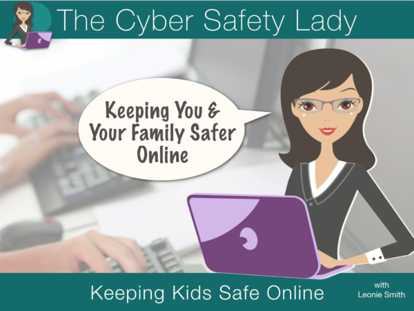 Cyber Safety Parent Webinar