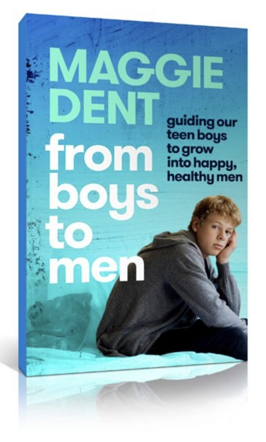 Boys To Men by Maggie Dent