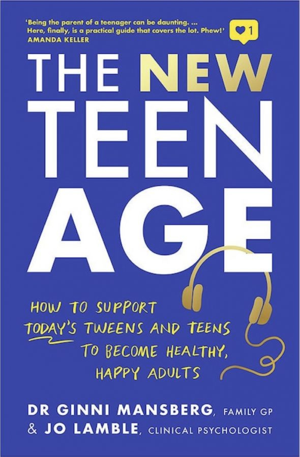 Book Cover for The New Teen Age